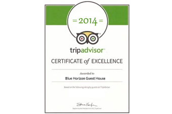 2014 Certificate of Exellence