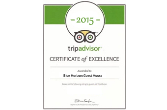 2015 Certificate of Exellence